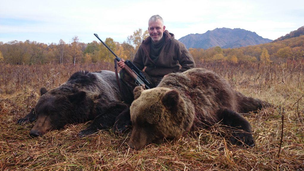 Kamchatka Brown Bear DSC_0695W