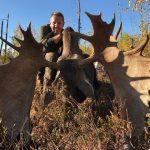 Охота на лося, Мильковский район