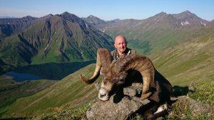 Kamchatka Snow Sheep