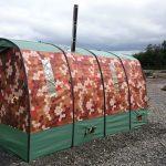 Kamchatka sauna